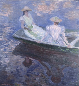 Claude_Monet_-_On_the_Boat_-_Google_Art_Project