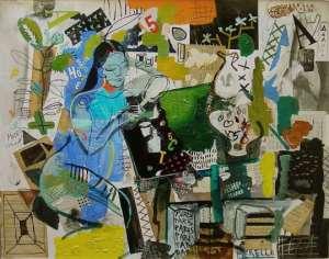 surrealismo._arte_artistas_pintores_surrealistas.-merello._mujer_azul(114x146)