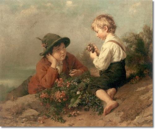 felix-schlesinger-flower-picking