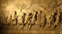 250px-Arch_of_Titus_Menorah