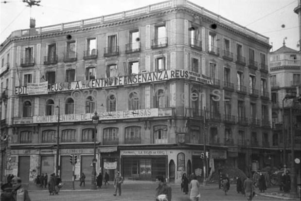 cafe de correos. guerra. cronicasderetaguardia.es