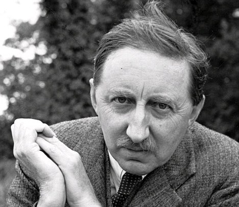 E.M. Forster, Edward Morgan Forster, 1.1.1879-7.6.1970 webgrab for Hardcastle