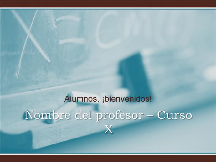 Descargar Presentación de regreso al colegio, plantillas, modelos, formatos, ejemplos powerpoint